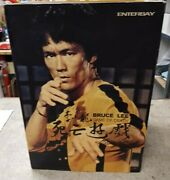 Enterbay Bruce Lee Game Of Death 16 Action Toys Hero Figure 12doll Hot Set2011