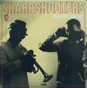 Sharpshooters Buck The Saw E.p. Vinyl 12 Id759z