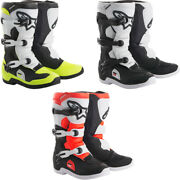 2021 Alpinestars Tech 3s Youth Kids Offroad Mx Motocross Boots Pick Size And Color