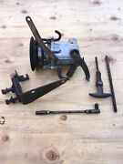 Willys Jeep Cj2a3a Column Shift Farm Jeep Monarch Variable Speed Governor