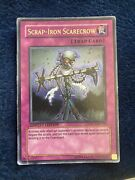Yu-gi-oh Scrap-iron Scarecrow-dpct-eny09-ultra Rare-limited Edition Mp
