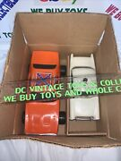 1981 Mego Canadian Mail-away Dukes Of Hazzard General Lee And Chase Police Car