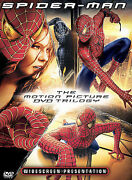 Spiderman 1 2 And 3 Trilogy Dvd Collection 3 Movies