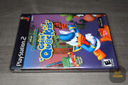 Disneyand039s Donald Duck Goinand039 Quackers Playstation 2 Ps2 2000 Factory Sealed