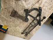 1956 Corvette Front Suspension Parts And Steering 3rd Arm