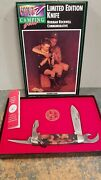 Boy Scout Limited Edition Knife - Norman Rockwell - Guiding Hand