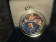 2021 Silver Eagle Colorized Sexy Fairy Tale Fantasies Alice In Wonderland