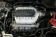 2009 Acura Tl Engine Assembly 3.7l Vin 9 6th Digit Awd 150k Miles