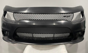 For 2015 2107 2018 2019 2020 Dodge Charger Srt Front Bumper Cover Complete-new