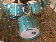 Ludwig Drums 7 Pc Set Classic Maple
