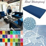 Tailor Made Coverpatio Bench Cushion Waterproof Outdoor Swing Sofa Daybed Dw27