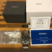 Seiko Mechanical Sarg009 Discontinued 23 Jewels Automatic Mens Watch Auth Works