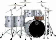 Mapex Saturn Evolution Workhorse 5-piece Shell Pack - Maple And Walnut -...