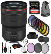 Canon Rf 15-35mm F/2.8l Is Usm Lens With Professional Bundle Package Deal Kit
