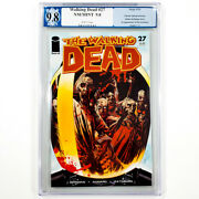 Walking Dead 27 Pgx Not Cgc 9.8 Nm/m 🔥 1st App Of The Governor 🔥 Image 2006