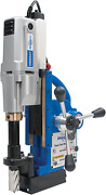 Hougen Hmd927 Automatic Feed Magnetic Drill - 2 Speed 250 And 450 Rpm/integrated