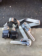 Nissan Rogue Front Seat Belts 2008-2009-2010-2011-2012-2013-2014-2015-gray Color