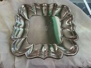 Windsor Sterling Tray 1100 Grams 14 Wide Reed And Barton