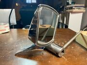 Vintage Yankee 4060 Accessory Exterior Chrome Mirror Chevy Ford Olds 1950's 60's