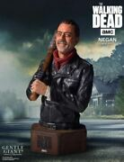 Sdcc 2017 Gentle Giant Exclusive Walking Dead Negan Bust Limited 350 Made Nib