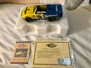 1999 Action Racing Collectibles 3 Dale Earnhardt Wrangler Jeans Peddle Car