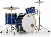 Pearl Decade Maple 3-pc. Shell Pack- Kobalt Blue Fade