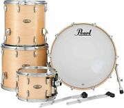 Pearl Session Studio Select Series 4-piece Shell Pack- Natural Birch