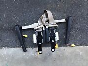 Chevy Impala Front Seat Belts 2009-2010-2011-2012-2013-2014-tan Color