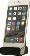 Iphone Smartphone Dock Charger And Wifi Hidden Surveillance Camera View On Phone