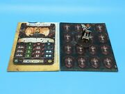 Descent Journeys In The Dark 2nd Edition Painted Rylan Olliven Lieutenant Pack