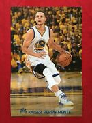 2016 Nba Golden State Warriors Stephen Curry Mvp Poster / 67-15 / League Champs