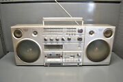 Philips D8623 Vintage 80and039s Radio Cassette Boombox