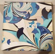 Pucci Hardcover Book Vintage Art Edition