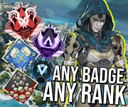 Apex Legends | 4k Badge And 20 Kill Badge | Ranked | Pc | Playstation | Xbox