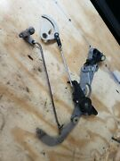 1977 Marince Outboard Motor 25hp Shift And Throttle Linkage For Cable Control