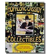 Hopalong Cassidy Collectibles - 1,200 Color Pics, Prices And Descriptions