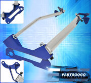 For 06-11 Honda Civic 3pt Front Strut Tower Mount Chassis Stability Bar Braces