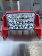 1986-87 Honda Atc 200x Oem Rider Quality Headlight With Led Bulb