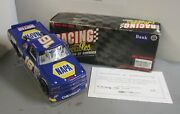 1996 Ron Hornaday Napa Truck 1/24 Action Rcca Bank Nascar Diecast Autographed