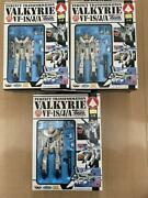 Super Space-time Fortress Macross Fully Deformed Valkyrie Bangarestex Condition