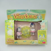 Bitsy Bears 90's Vintage Whirli-go-round Play Set Fancy Toy Length 10cm
