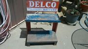 Delco Battery Service Station Display Rack