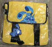 Holiday Fair Mischief Makers New York 2000 Blues Clues Bag New W/tags And Sealed