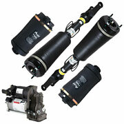 For Mercedes R350 Front Arnott Air Strut W/ New Air Spring And Compressor Set Gap
