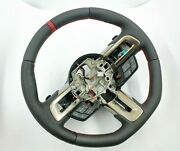 Ford Mustang 2015 2016 2017 Gt350 Gt350r Gt500 Shelby Steering Wheel And Carbon