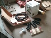Mod. R4 Bernard Smoke Extracting 400 Amp Mig Gun And 6300 Clean Air Fume Extractor