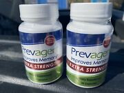 Prevagen Extra Strength Capsules 2 Bottle Lot Wholesale Great Value Memory Help