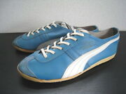 Vintage 1970and039s Model Unknown Sneakers Menand039s Size 27.5cm Very Rare