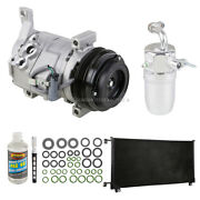 For Chevy Tahoe And Suburban 1500 Oem Ac Compressor W/ Condenser Drier Gap