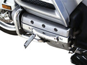 Rivco Products - Gl18003 - Aero Flip-out Highway Pegs Chrome-plated